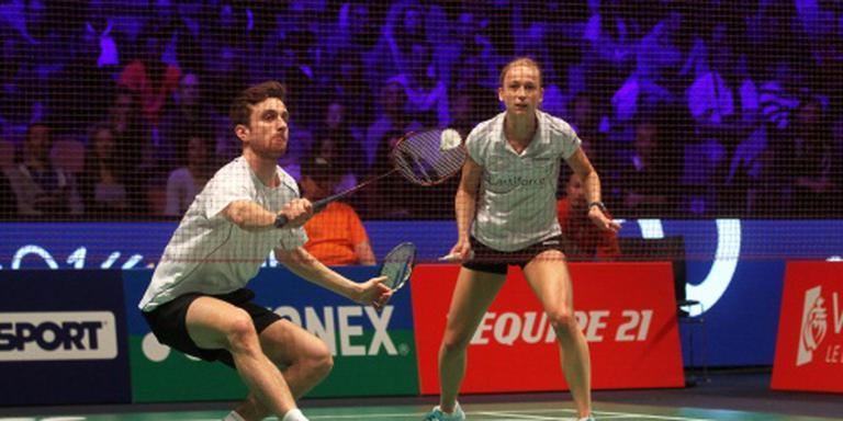 Badmintonners naar Spelen