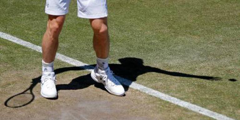 Murray verliest finale gemengd dubbelspel