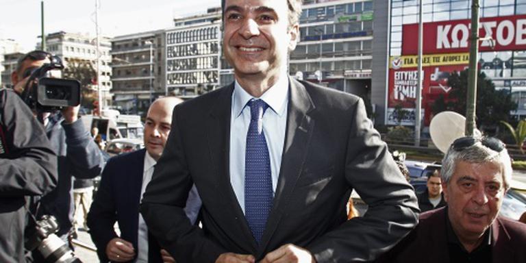 Mitsotakis leidt Griekse oppositie
