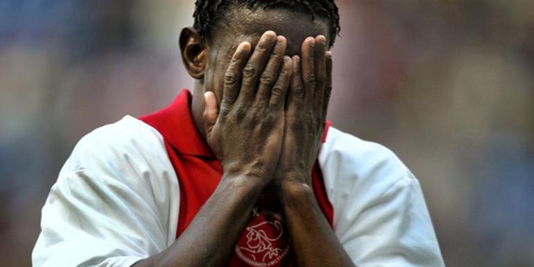 Ikedia gereanimeerd tijdens duel Lucky Ajax