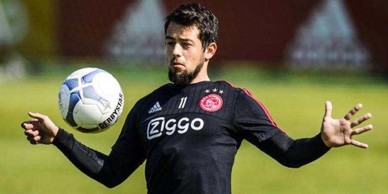 Younes staat voor rentree bij Ajax