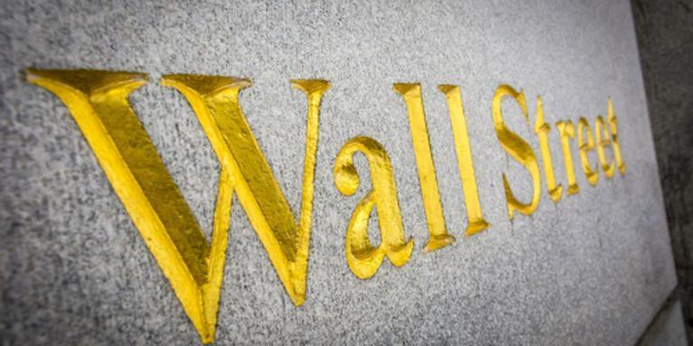 Wall Street kleurt lichtgroen