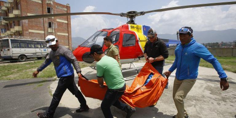 Lichaam bergbeklimmer geborgen op Everest