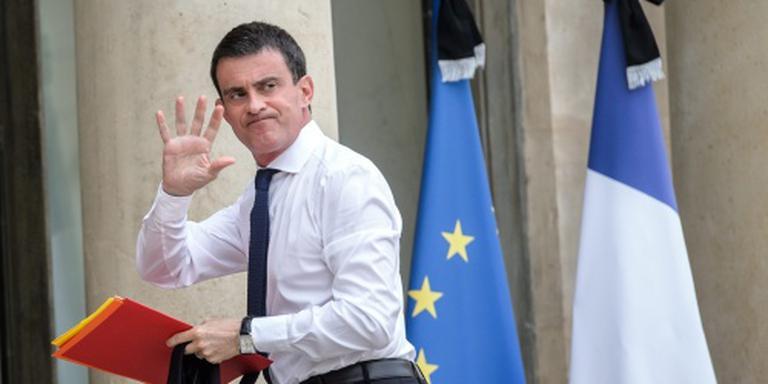 Franse parlement voor verlenging noodtoestand