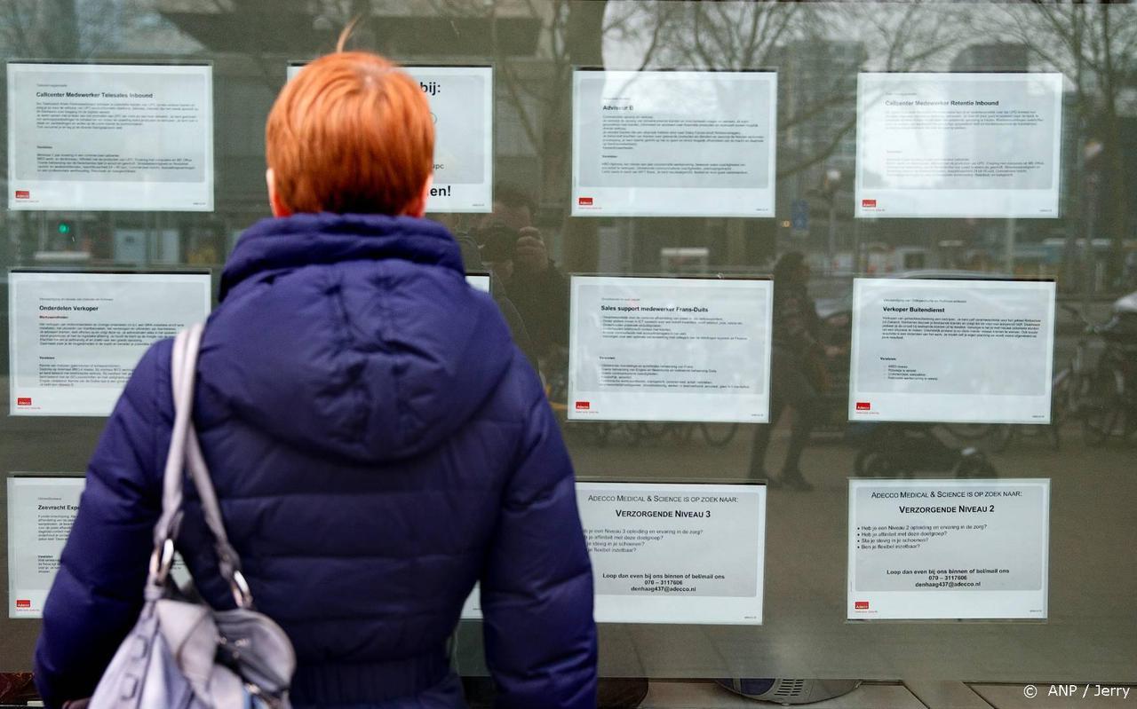 CBS: werkloosheid verder gedaald in december