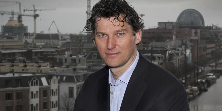 Jan-Dirk Sprokkereef aan de slag bij Veilig Thuis