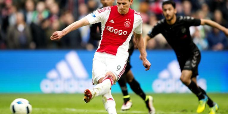 Ajax laat Milik niet gaan