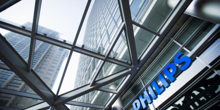 Philips gaat vergroenen