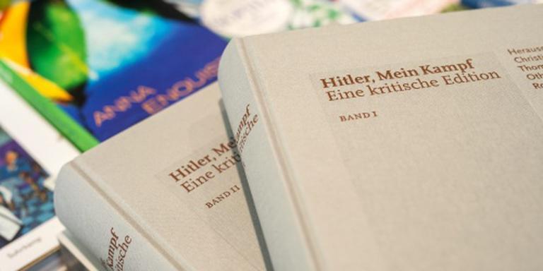 Mein Kampf is bijna een bestseller