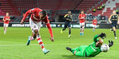AZ blijft tegen Antwerp steken op gelijkspel