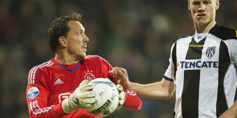 Vier doelpunten Weghorst bij debuut voor AZ