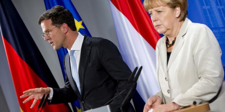Duitsland en Nederland steggelen over asiel