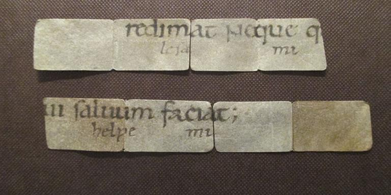 Oudste Fries op perkament