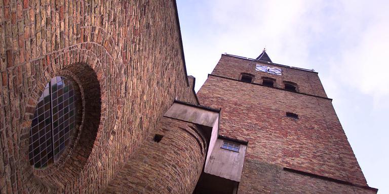 De Martinikerk in Franeker als toeristische attractie. FOTO ARCHIEF LC/CATRINUS VAN DER VEEN