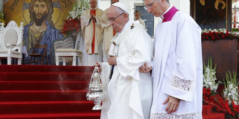 Paus valt in Polen
