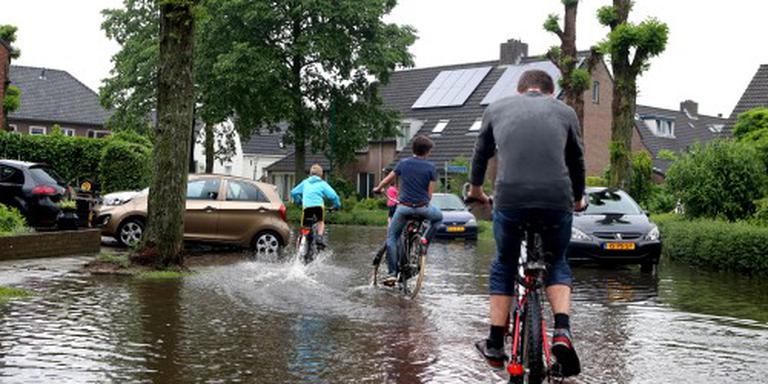 Natste juni ooit in Limburg en Brabant