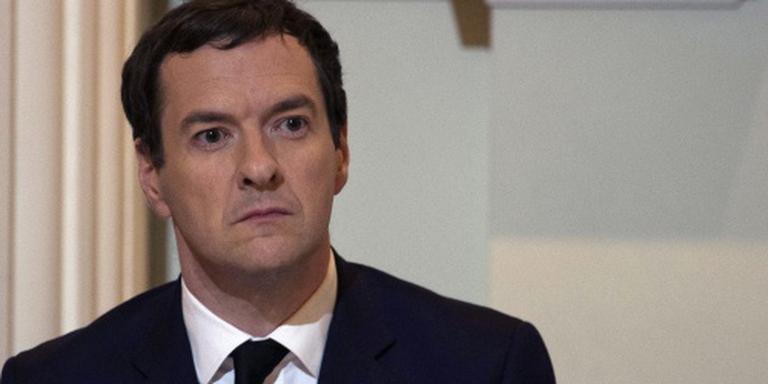 Osborne: pas uit EU als toekomst helder is