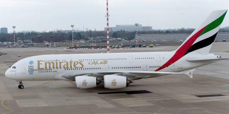 Emirates gaat extra vliegen op Nederland