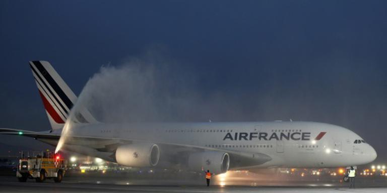 Air France doet piloten aanbod