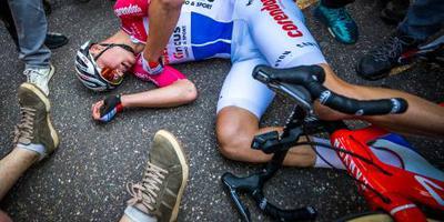 Van der Poel stunt met zege Amstel Gold Race