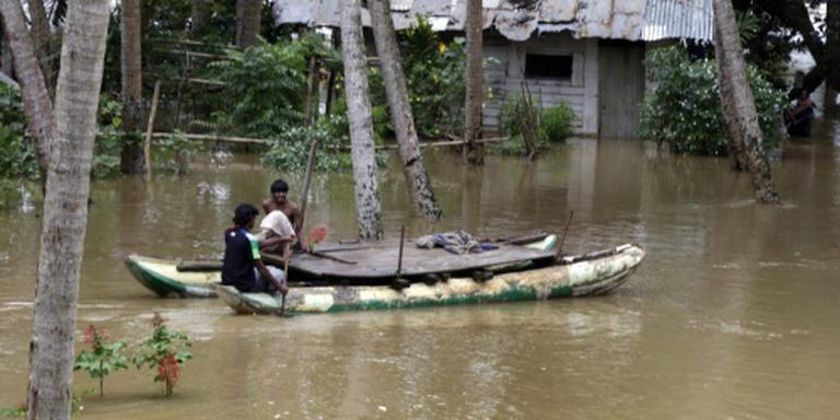 Aardverschuiving Sri Lanka eist veel levens