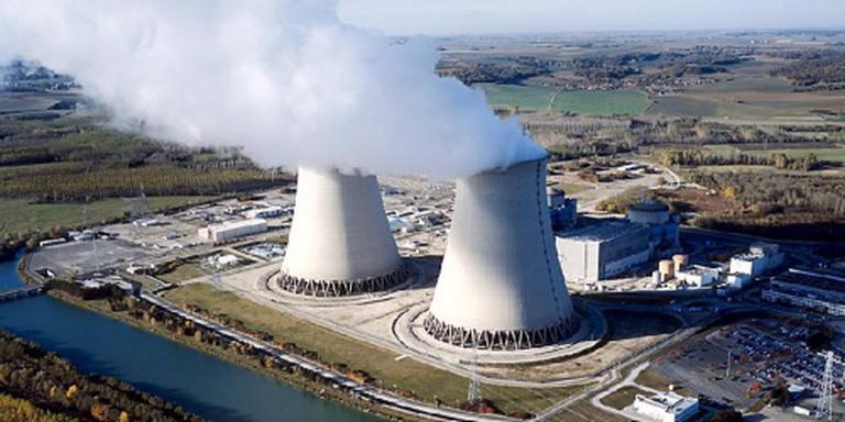 Staking bij Franse kerncentrale in Nogent