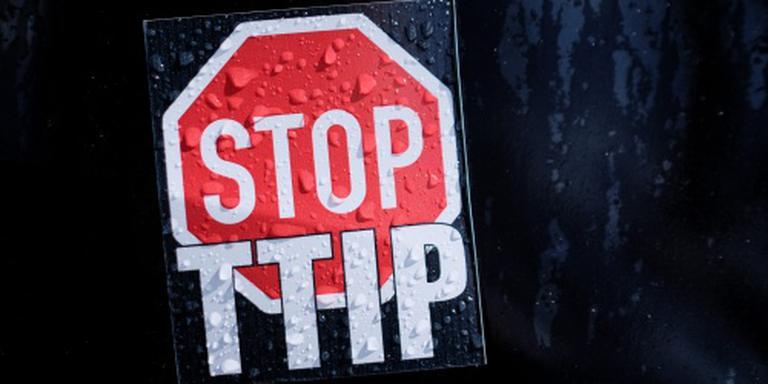 In actie tegen handelsverdragen