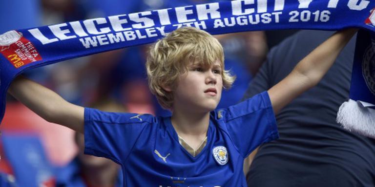 Leicester City pakt eerste punt