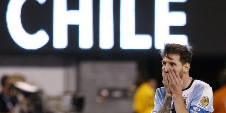 Messi met vader in beroep tegen forse straf