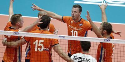 Volleyballers verhuizen naar Milaan
