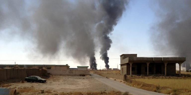 'Olie-installaties IS legitiem doelwit'