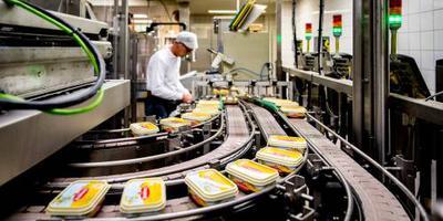 Eerste krimp industrie in ruim twee jaar