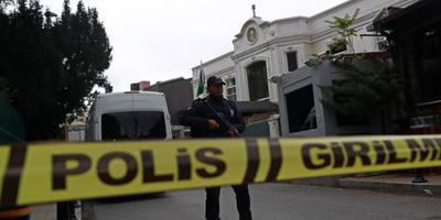 Turkije verhoort personeel Saudisch consulaat
