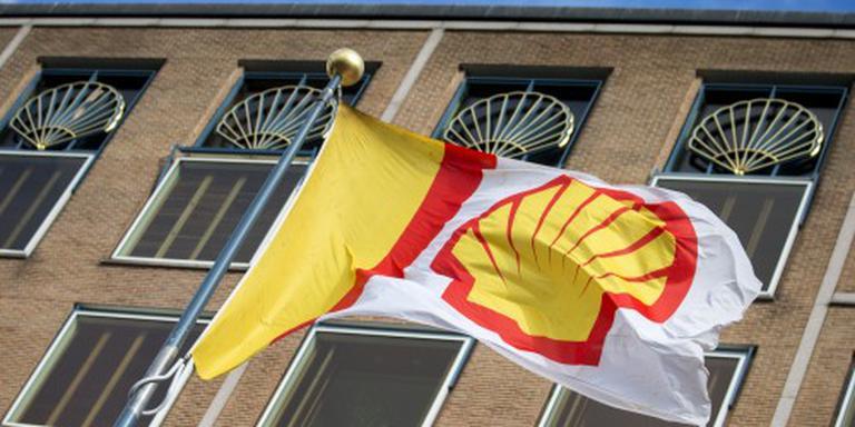 Shell weer onderuit in AEX