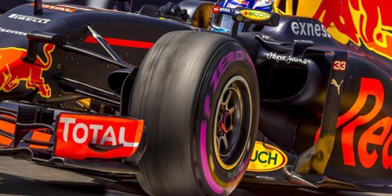 Red Bull langer met motor van Renault