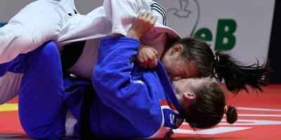 Brons voor Verkerk bij WK judo