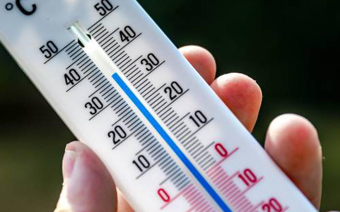 Fries hitterecord verbroken: Siegerswoude noteert 37,1 graden - Leeuwarder Courant