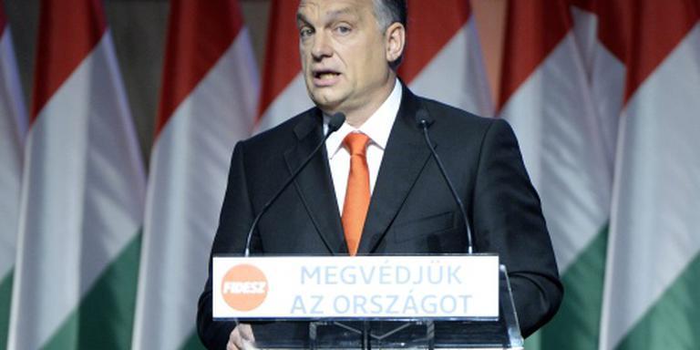 Hongarije zal sancties tegen Polen blokkeren