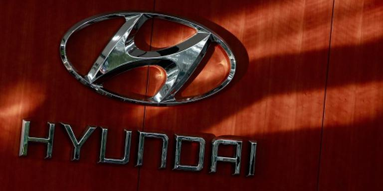 Winst autofabrikant Hyundai weer omlaag