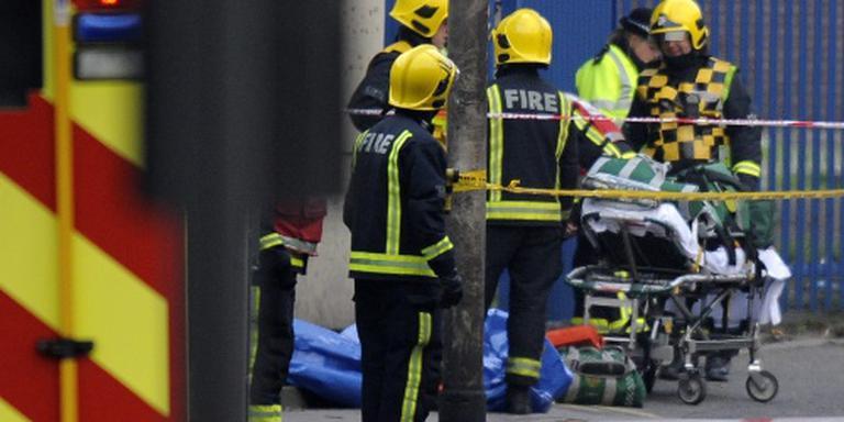 Vijf doden door ongeval in Brits bedrijf