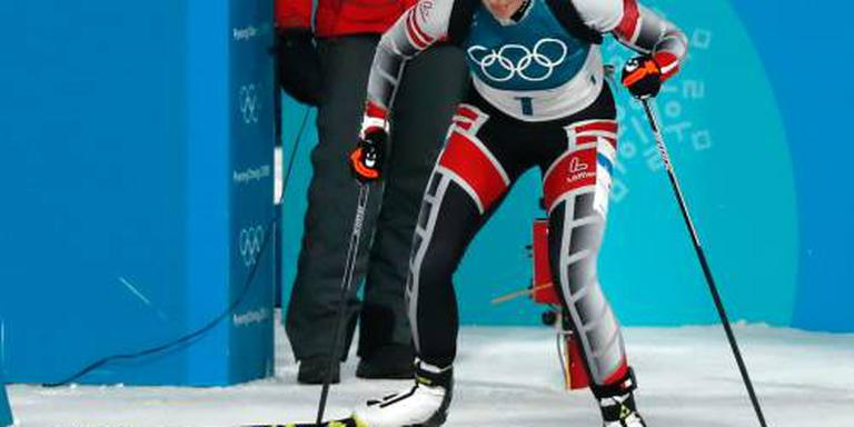 Zweedse biatlete Öberg foutloos naar het goud