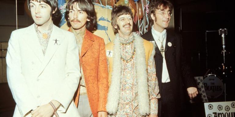 Beatles te beluisteren op streamingdiensten