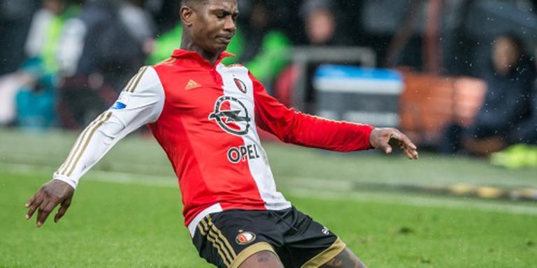 Feyenoorder Eljero Elia vast voor vechtpartij