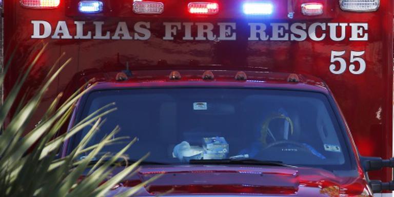 Agenten doodgeschoten tijdens protest Dallas