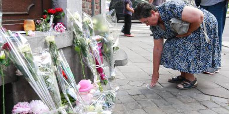 België minuut stil voor slachtoffers Luik