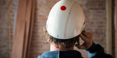 Omzet bouw groeit, aantal vergunningen stokt