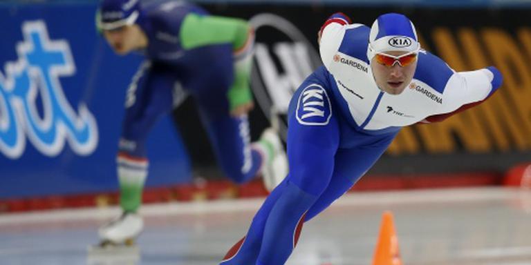 Ook B-staal schaatser Koelizjnikov positief