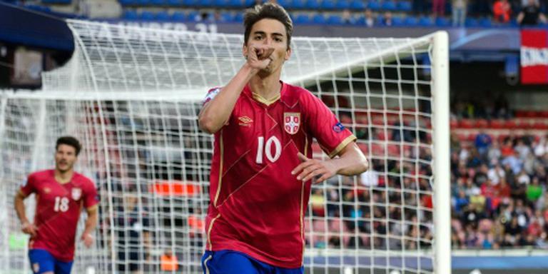 Benfica stuurt Djuricic naar Sampdoria