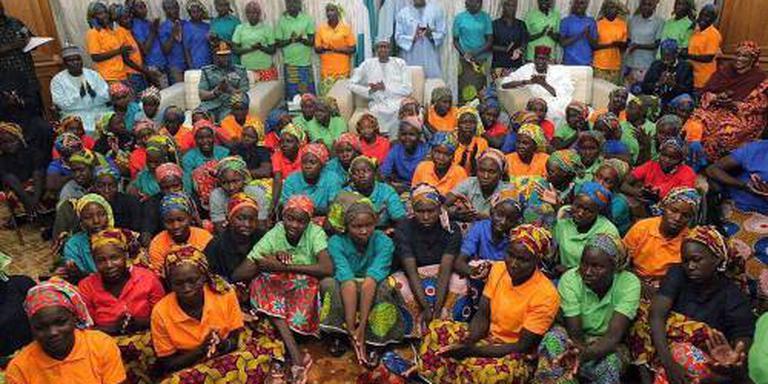 Bekentenis ontvoering schoolmeisjes Nigeria