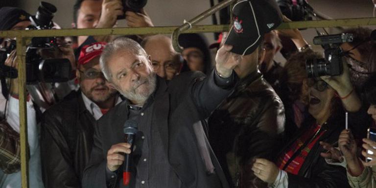 Lula moet terechtstaan